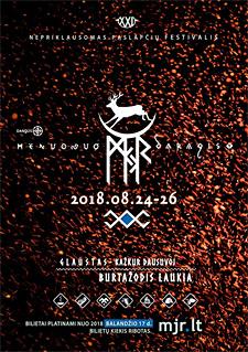 Mėnuo Juodaragis Festival