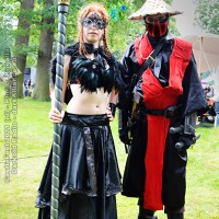Castle Fest - pagan an fantasy people