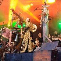 Corvus Corax - Castle Fest concert