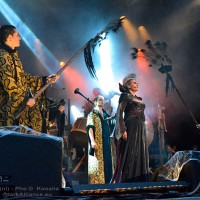 Corvus Corax show 2011 - Nederland festival, Lisse Castlefest