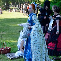 Victorian Picnic on WGT