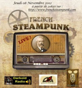 French Steampunk Live