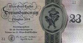 Tiket WGT 2014