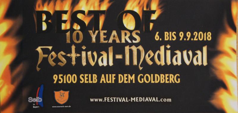 Festival Mediaval 2016 Selb