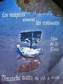 Les Vampires aiment Les croissants