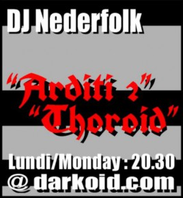 Nederfolk - on Darkoïd Radio - Arditi 2