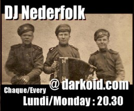 Nederfolk - on Darkoïd Radio