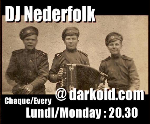 Nederfolk - on Darkoïd Radio