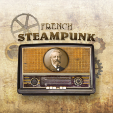 Frensh SteamPunk Live on Darkoïd Radio