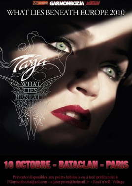 Tarja Concert Paris